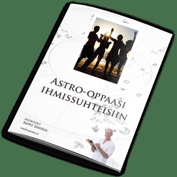 Astro-oppaasi ihmissuhteisiin
